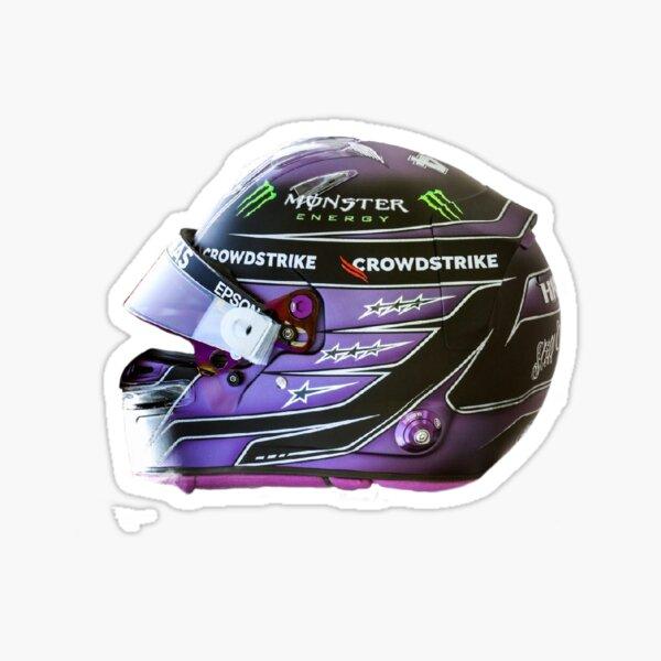 Casco Lewis Hamilton 2021 Pegatina