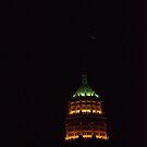 Tower Life Building by Luis Alberto Landa Ladron de Guevara