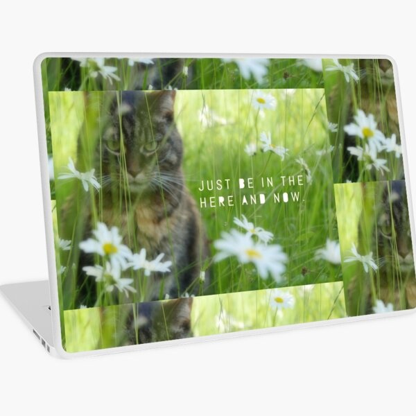 Here an now Laptop Skin