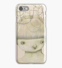 Left Hanging iPhone Case/Skin