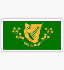 Irish Flag - Erin Go Bragh Sticker