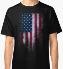 USA America Flag Classic T-Shirt