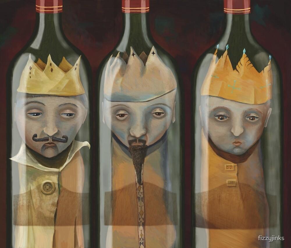 Bottled Kings by fizzyjinks