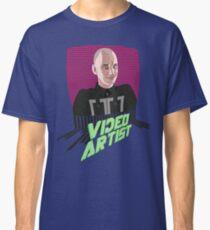 Knox Harrington, The Video Artist Classic T-Shirt