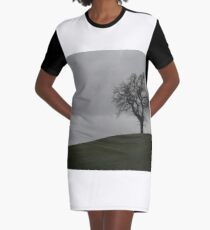 smooth rest Graphic T-Shirt Dress