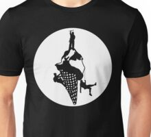 Climbing up the Ice cream cone Unisex T-Shirt