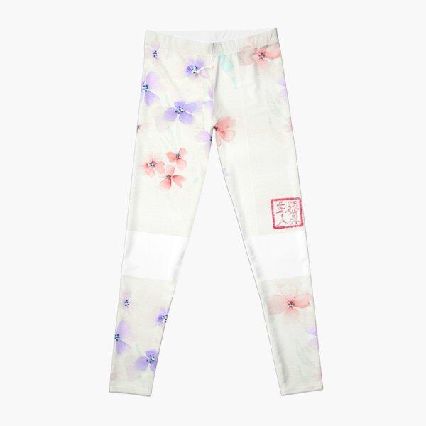 May Flowers Leggings