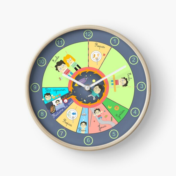 Educational Kids Clock V1 Clock