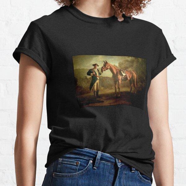 The Sopranos Commendatore Tony Soprano Painting Classic T-Shirt