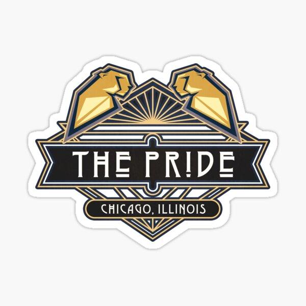 The Pride Logo Sticker