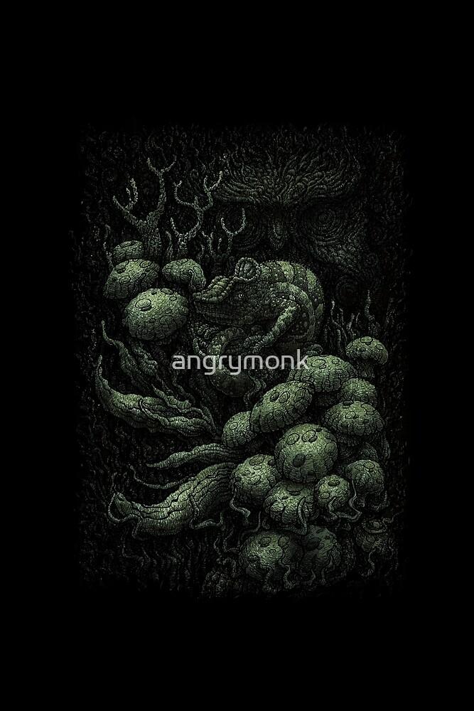 Miedo by angrymonk