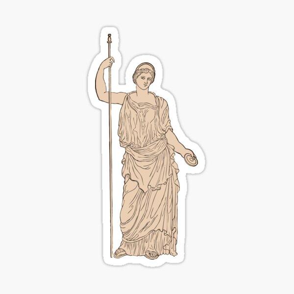 Hera - Ancient Greek God Sticker
