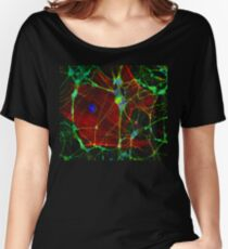 Synapses Women's Relaxed Fit T-Shirt