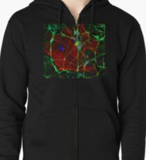 Synapses Zipped Hoodie