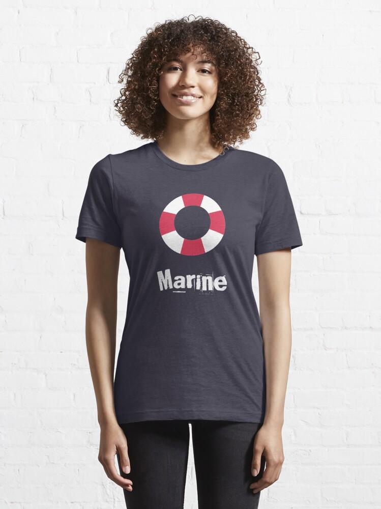 Alternate view of Marine Essential T-Shirt
