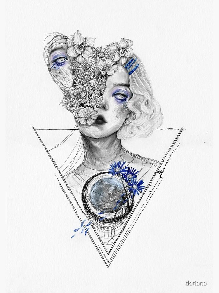 Virgo by doriana