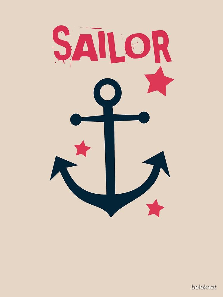 Sailor by beloknet