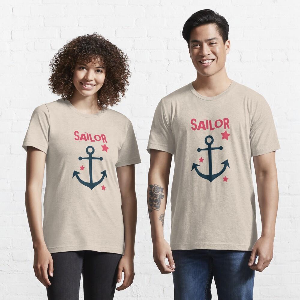 Sailor Essential T-Shirt