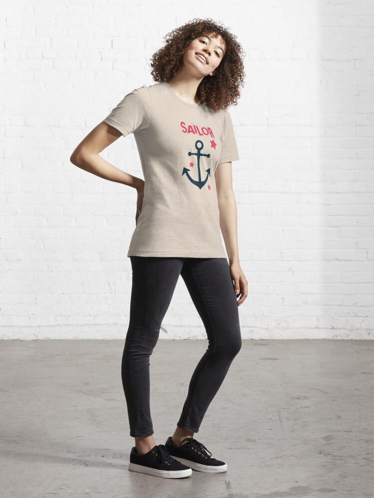 Alternate view of Sailor Essential T-Shirt