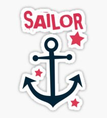 Sailor Sticker