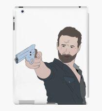 Rick Grimes iPad Case/Skin