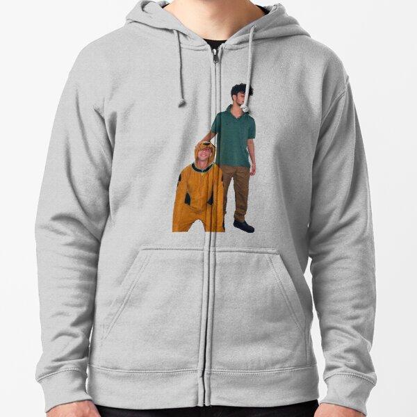 Scooby-doo Veste zippée à capuche