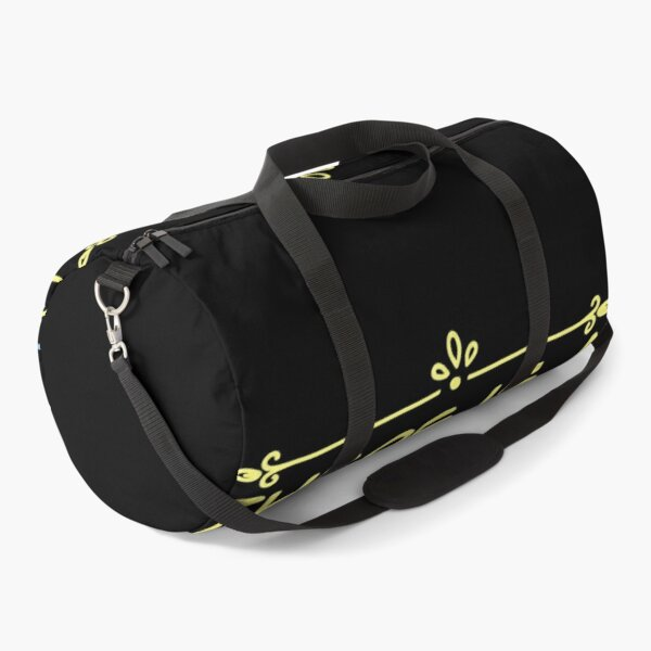 There Is A Fine Line Between A Numerator And Denominator  Duffle Bag