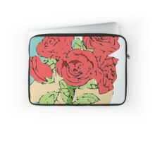 Your bouquet of roses Laptop Sleeve