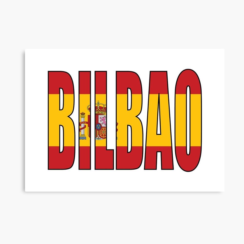 Bilbao. Lienzo