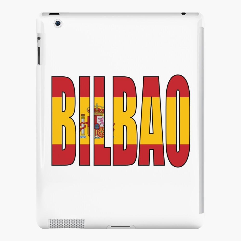 Bilbao. Funda y vinilo para iPad