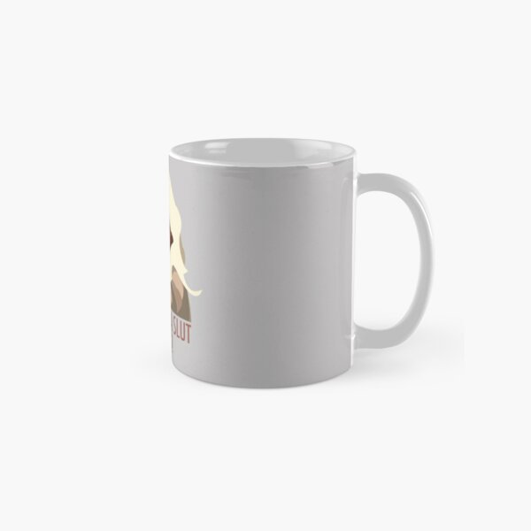 Kim Richards - You're a slut pig! Classic Mug