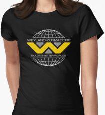 WEYLAND YUTANI ALIEN (1) Womens Fitted T-Shirt