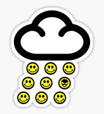 Acid Rain Tee Sticker