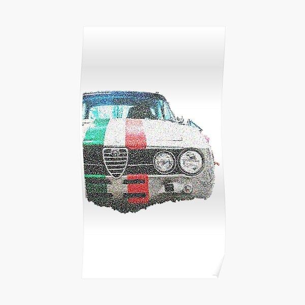 Alfa Giulia Poster