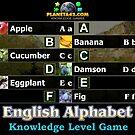 English Alphabet Puzzle by gamemorph
