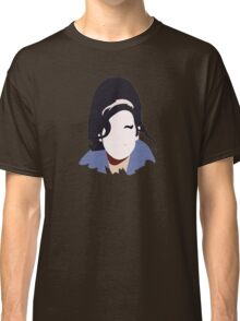 Amy Winehouse Abstract Design Classic T-Shirt