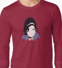 Amy Winehouse Abstract Design T-Shirt
