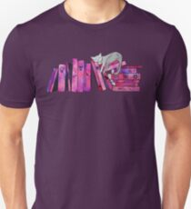 FanGirl Bookshelf Unisex T-Shirt