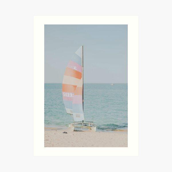 boat life xi Art Print
