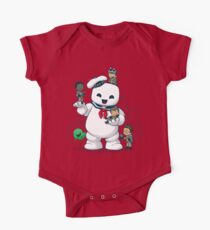 Puft Buddies One Piece - Short Sleeve