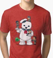 Puft Buddies Tri-blend T-Shirt