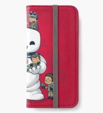 Puft Buddies iPhone Wallet/Case/Skin