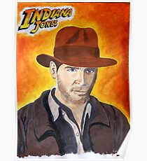 Indiana Jones Poster