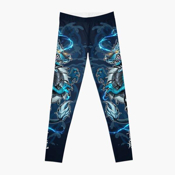 Blue Dragon Leggings