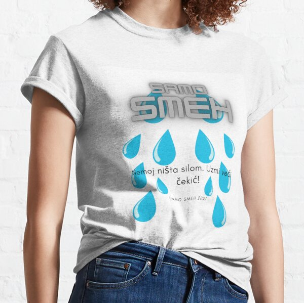 Samo smeh T-shirt classique