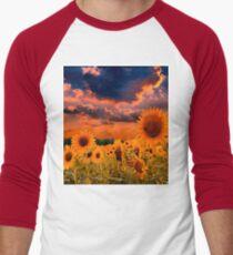Sunflowers Field  T-Shirt