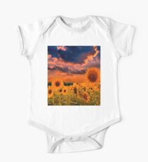 Sunflowers Field  Kids Clothes