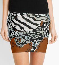 Gregarious Octopus, LPSO Mini Skirt