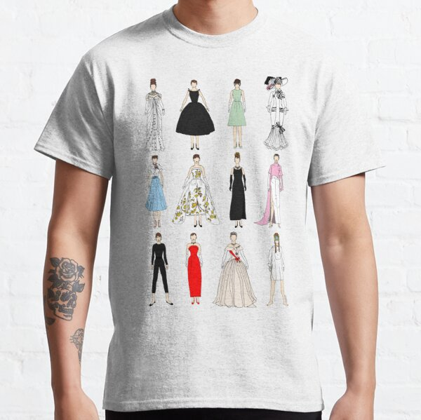 Outfits of Audrey Fashion Classic T-Shirt