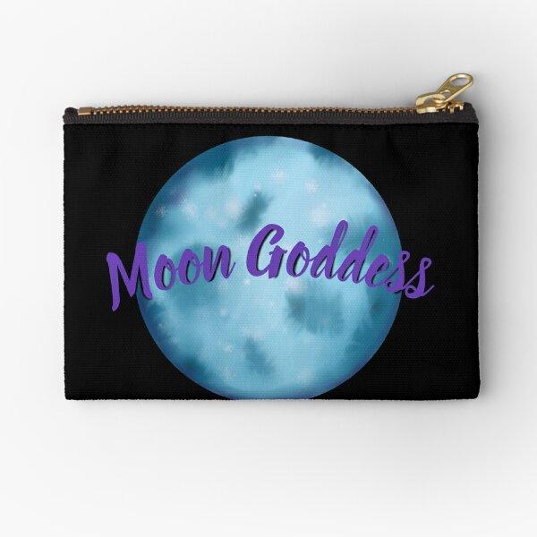 Moon Goddess  Zipper Pouch